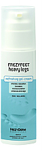Духи, Парфюмерия, косметика Крем-гель для уставших ног - Frezyderm Frezyfeet Heavy Legs Refreshing gel-cream