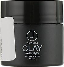 Духи, Парфюмерия, косметика Матовая глина для волос - J Beverly Hills Platinum Clay