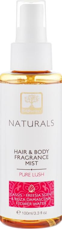 """Парфюмированный спрей для тела и волос """"Чистая роскошь"""" - BIOselect Naturals Fragrance Mist"""