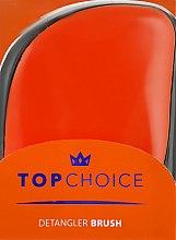 Духи, Парфюмерия, косметика Щетка для волос, 63862 , оранжевая - Top Choice