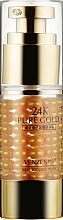Духи, Парфюмерия, косметика Крем для кожи вокруг глаз с икрой и золотом - Venzen Caviar 24k Gold Eye Cream