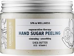Духи, Парфюмерия, косметика Сахарный пилинг для рук - Organique Hand Sugar Hand Peeling