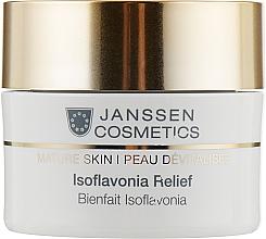 Духи, Парфюмерия, косметика Капсулы с изофлавонами - Janssen Cosmetics Mature Skin Isoflavonia Relief
