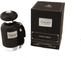 Духи, Парфюмерия, косметика Fragrance World So Black Night Touch - Парфюмированная вода