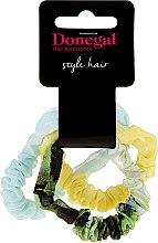 Духи, Парфюмерия, косметика Резинки для волос Hair Band Amazing, FA-5531, 3 шт - Donegal