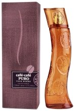 Духи, Парфюмерия, косметика Cafe Parfums Cafe-Cafe Puro Pour Homme - Туалетная вода (пробник)