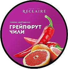 """Парфумерія, косметика Гаряче антицелюлітне обгортання """"Грейпфрут-чилі"""" - Reclaire"""