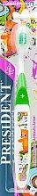 """Духи, Парфюмерия, косметика Детская зубная щетка 12+ """"Teens"""" - PresiDENT Soft"""