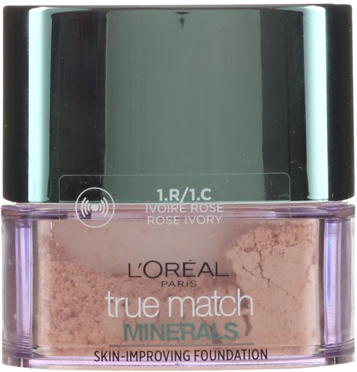 Пудра рассыпчатая - L'Oreal Paris True Match Minerals Powder