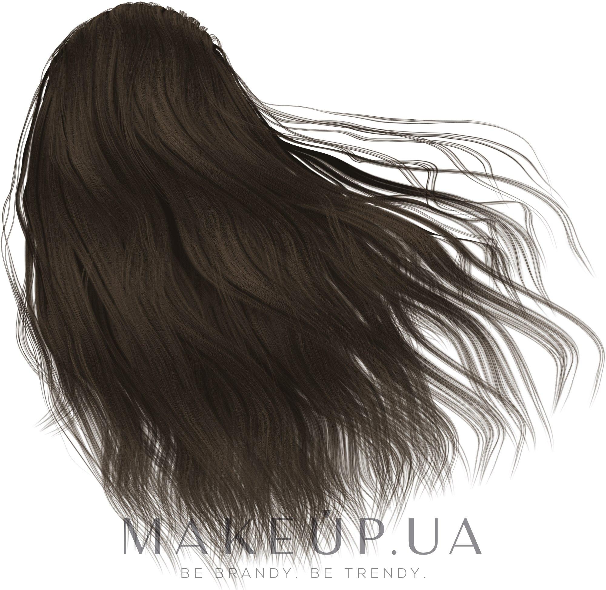 Стойкая гель-краска для волос - Estel Professional Vital Quality Color — фото 115 - Темно-русый