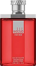 Духи, Парфюмерия, косметика TRI Fragrances Red Club For Men - Туалетная вода