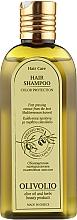 Духи, Парфюмерия, косметика Шампунь для окрашенных волос - Olivolio Hair Care Shampoo Color Protection