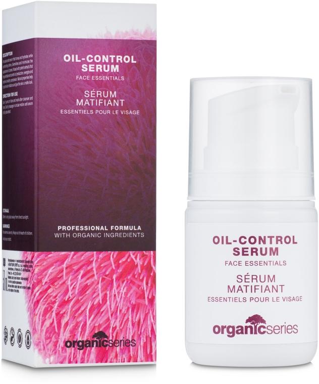 Сыворотка для жирной кожи - Organic Series Oil-Control Serum