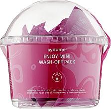 Духи, Парфюмерия, косметика Набор - Ayoume Enjoy Mini Wash-Off Pack (30x3g)