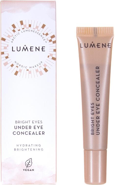 Консилер для области вокруг глаз - Lumene Bright Eyes Under Eye Concealer