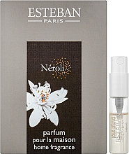 Духи, Парфюмерия, косметика Парфюмированный аромат для дома - Esteban Neroli Home Fragrance (пробник)