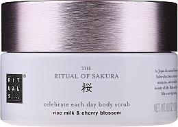Духи, Парфюмерия, косметика Скраб для тела - Rituals The Ritual of Sakura Body Scrub