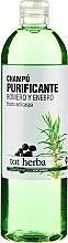 Духи, Парфюмерия, косметика Шампунь с розмарином и можжевельником - Tot Herba Rosemary Juniper Purifying Shampoo