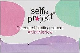 Матирующие салфетки для лица - Maurisse Selfie Project Oil-control Blotting Paper — фото N1