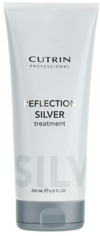 Маска для усиления цвета окрашенных волос - Cutrin Reflection Color Care Conditioner Treatment