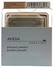 Духи, Парфюмерия, косметика Минеральная пудра - Aveda Inner Light Mineral Pressed Powder (сменный блок)