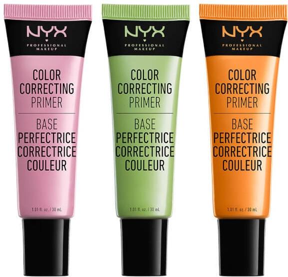 Праймер-корректор - NYX Professional Makeup Color Correcting Liquid Primer