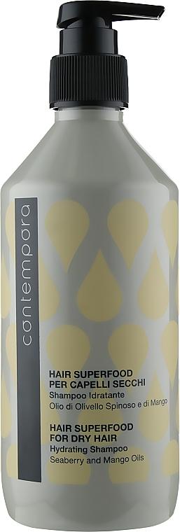 Шампунь увлажняющий для сухих волос - Barex Italiana Contempora Dry Hair Hydrating Shampoo