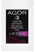 Парфумерія, косметика Agor Laverde - Парфумована вода (пробник)