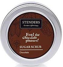 Духи, Парфюмерия, косметика Сахарный скраб для тела - Stenders Chocolate Sugar Scrub