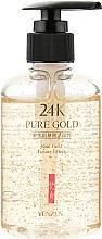 Духи, Парфюмерия, косметика Пенка для глубокого очищения кожи лица с аминокислотами и био золотом - Venzen 24к Gold Amino Acid Cleanser