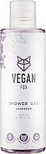 """Духи, Парфюмерия, косметика Гель для душа """"Лаванда"""" - Vegan Fox"""