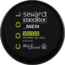 Духи, Парфюмерия, косметика Мужской гель-воск для волос - Helen Seward Cool Man Defining Gel-Wax
