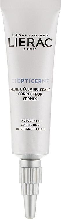 Флюид от темных кругов под глазами - Lierac Diopticerne Dark Circle Correction Brightening Fluid