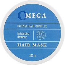 Духи, Парфюмерия, косметика Маска для волос - J'erelia Omega Hair Mask