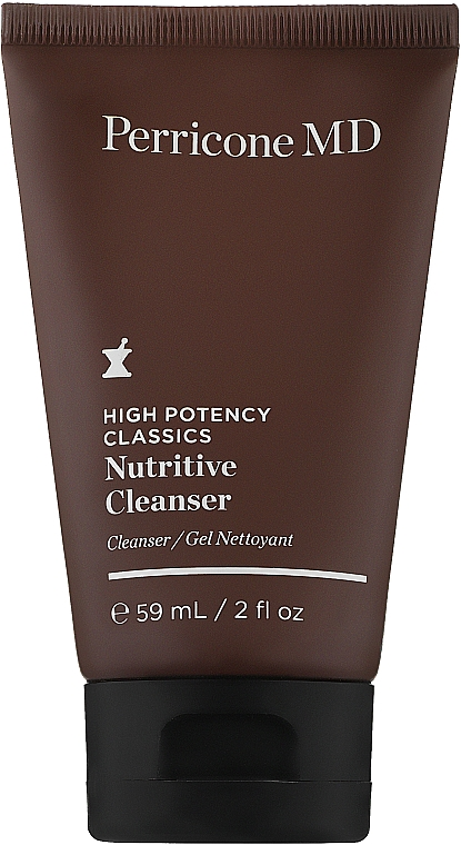 Питательное очищающее средство для лица для всех типов кожи - Perricone MD High Potency Classics Nutritive Cleanser