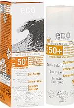 Экстра водостойкий солнцезащитный крем - Eco Cosmetics Surf & Fun Extra Waterproof Sunscreen SPF 50+ — фото N1