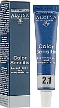 Духи, Парфюмерия, косметика Краска для бровей и ресниц - Alcina Color Sensitiv