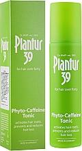 Духи, Парфюмерия, косметика Тонизирующее средство с кофеином против выпадения волос - Plantur Coffein Tonikum