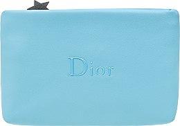 Духи, Парфюмерия, косметика Косметичка, светло-голубая - Dior