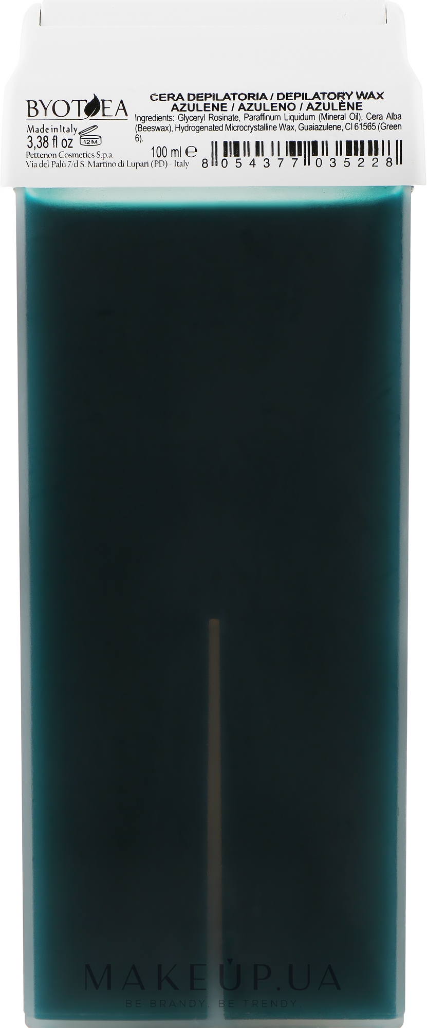 Віск для депіляції - Byothea Wax for Hair Removal — фото 100ml