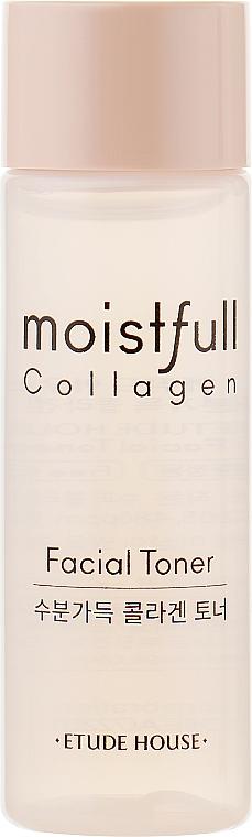 Тонер для лица с коллагеном - Etude House Moistfull Collagen Toner (мини)
