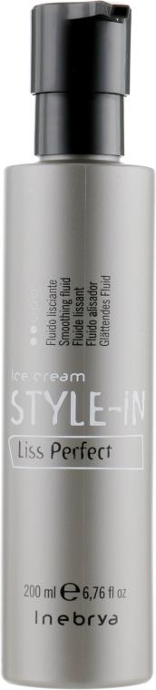 Флюид для выпрямления волос - Inebrya Style-In Liss Perfect — фото N1