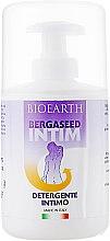 Духи, Парфюмерия, косметика Жидкое мыло для интимной гигиены на основе бергамота - Bioearth Bergaseed Intimate Cleanser