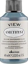 Духи, Парфюмерия, косметика Краска для волос - Davines View Special Nuances High Shine Demi-Permanent Colour