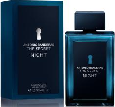 Духи, Парфюмерия, косметика Antonio Banderas The Secret Night - Туалетная вода