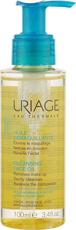 Гидрофильное масло - Uriage Cleansing Face Oil