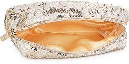 ПОДАРОК! Косметичка, золотая с паетками - L'Oreal Paris — фото N2