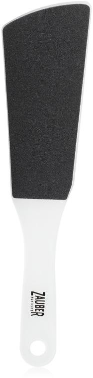 Терка для ног, 04-022, белая - Zauber