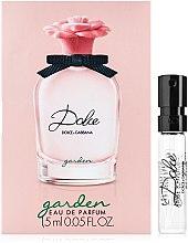 Духи, Парфюмерия, косметика Dolce&Gabbana Dolce Garden - Парфюмированная вода (пробник)