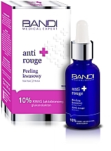Духи, Парфюмерия, косметика Антикуперозный кислотный пилинг - Bandi Medical Expert Anti Rouge Acid Peel